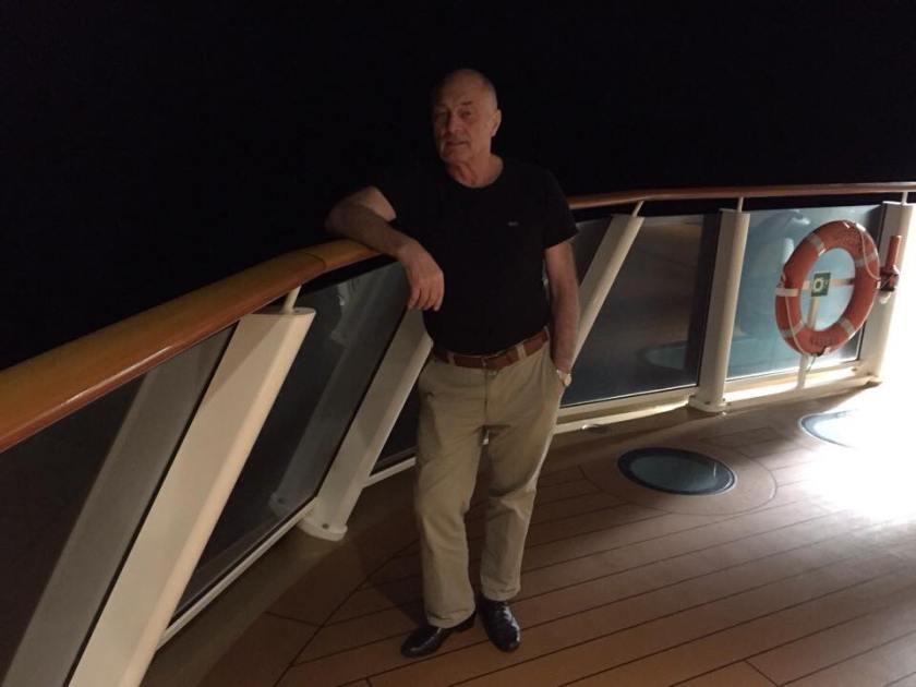 Bob at Sea