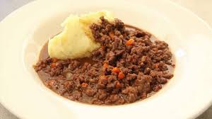 Tatties N Mince or Mince N Tatties