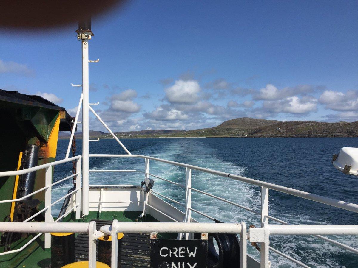 A nautical Nomad